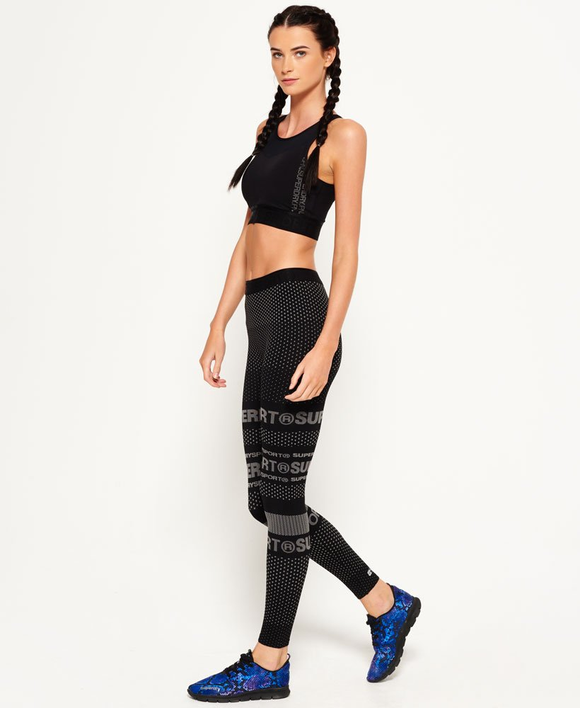 Superdry Legging sans coutures Superdry Gym thumbnail 1
