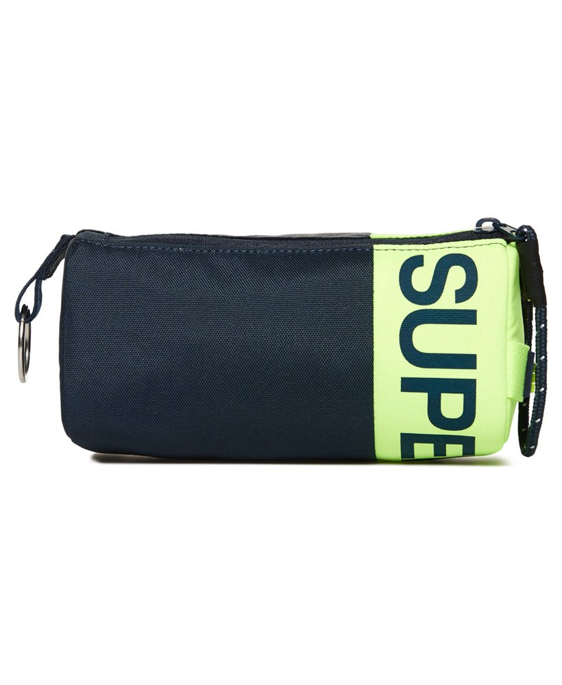 Superdry Kewer Two Zip Pencil Case  thumbnail 1