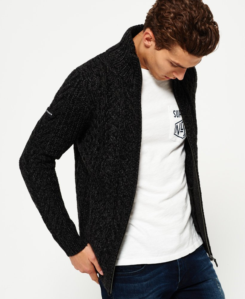 Mariner Zip Through Cardigan