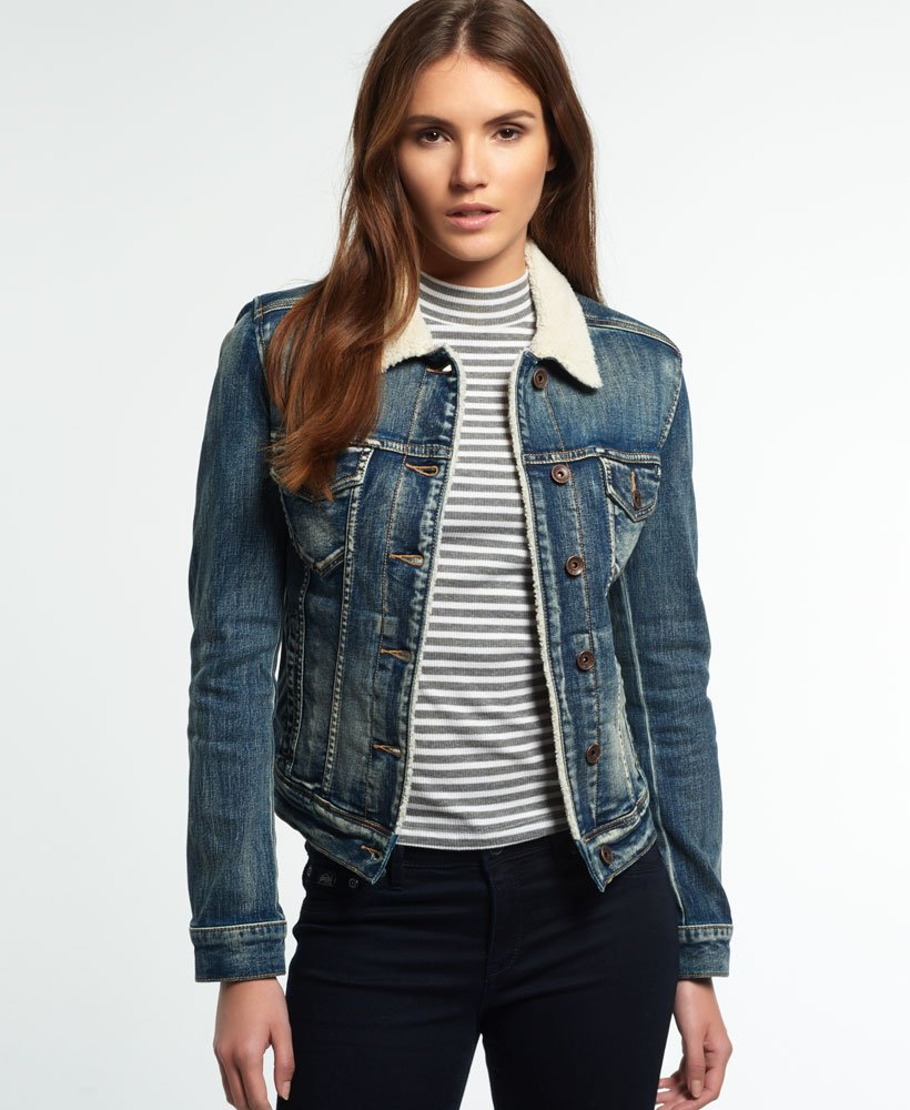 superdry womens jean sizes