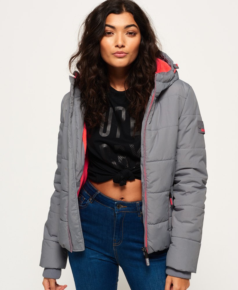 Superdry Sports Puffer Jacket  thumbnail 1