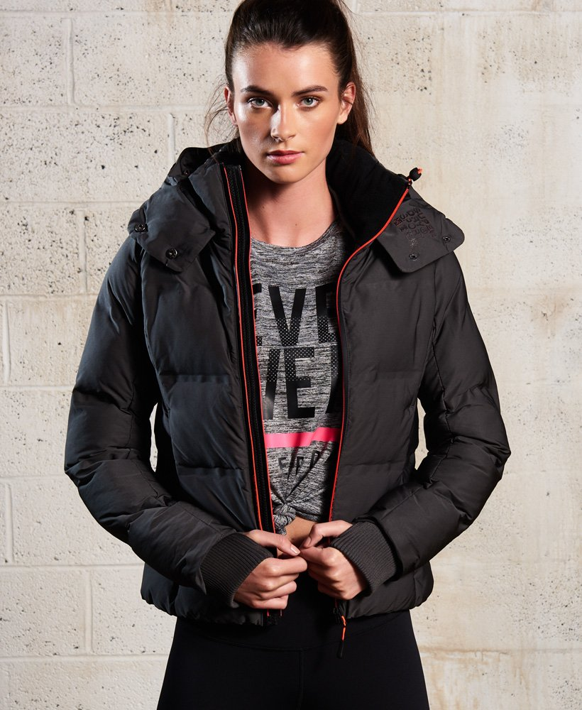 Superdry Microfibre Sonic Weld Jacket thumbnail 1