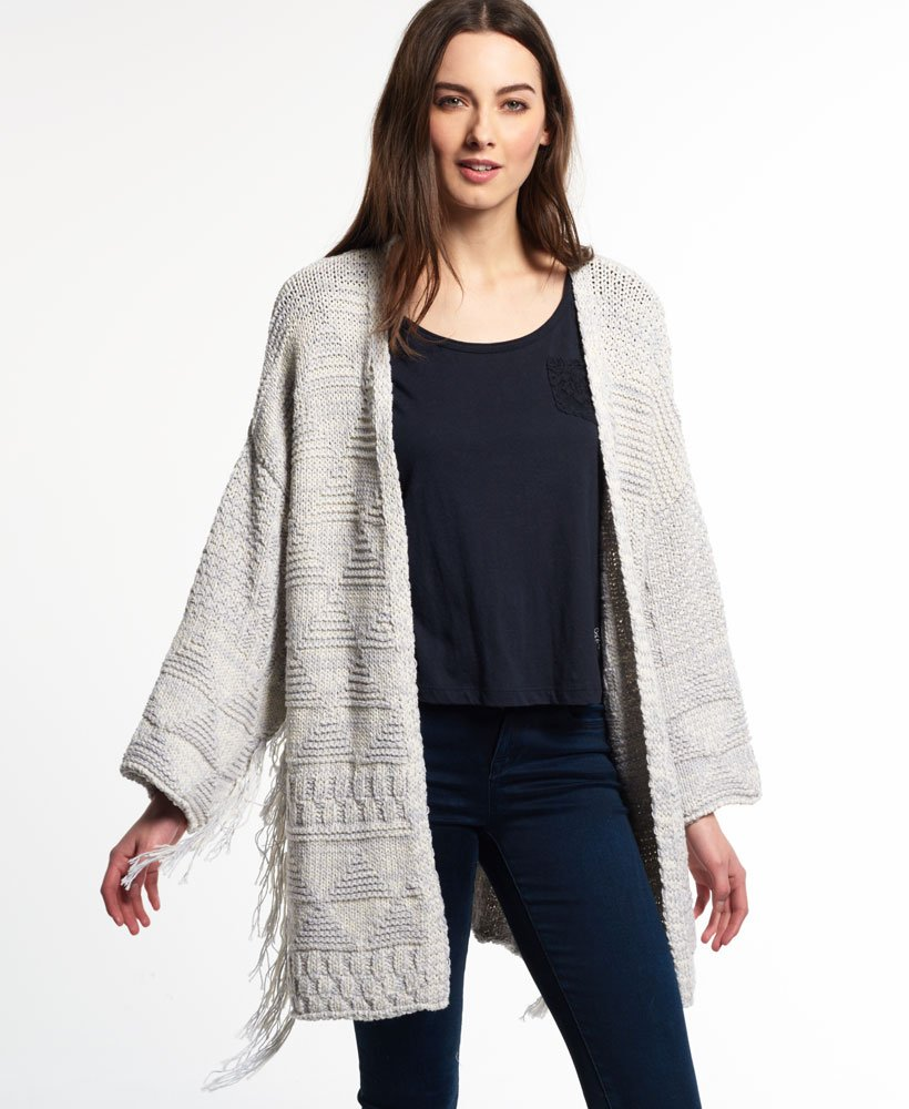 Superdry Tassel Nomad Kimono
