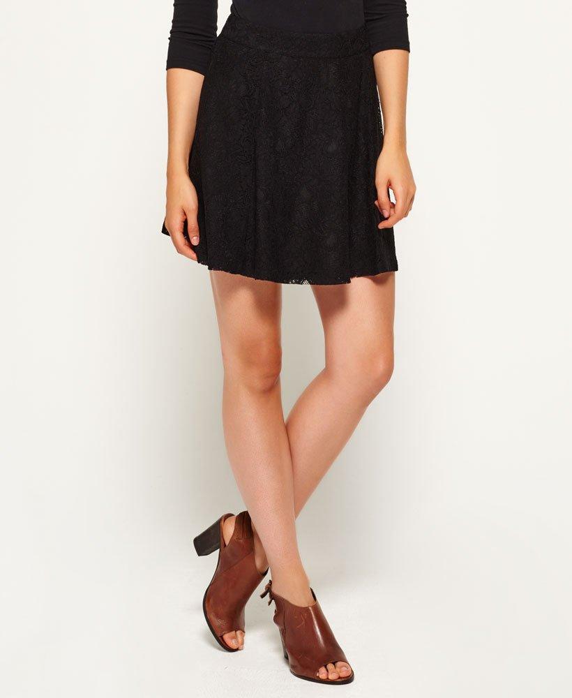 Superdry Annushka Lacy Skirt
