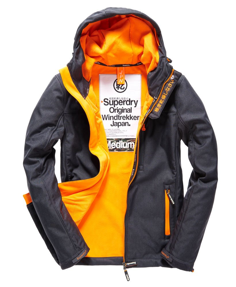 Superdry Hooded Windtrekker Jacket 73aeaba378f