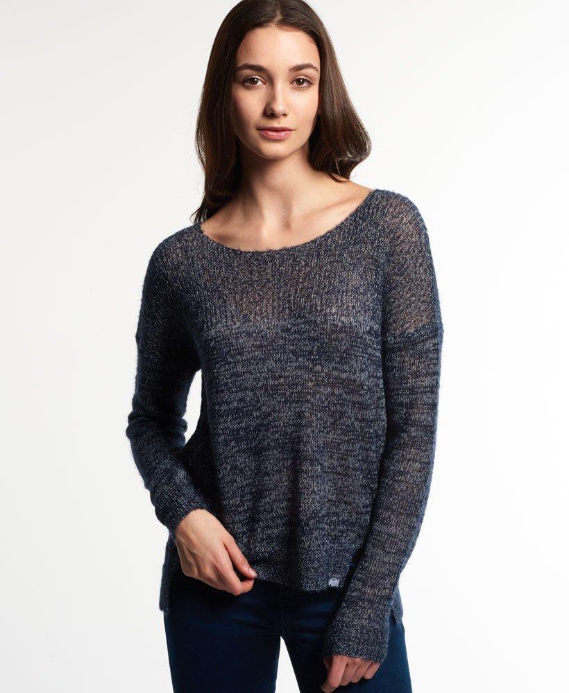 Superdry Arlo Twist Slouch Sweater