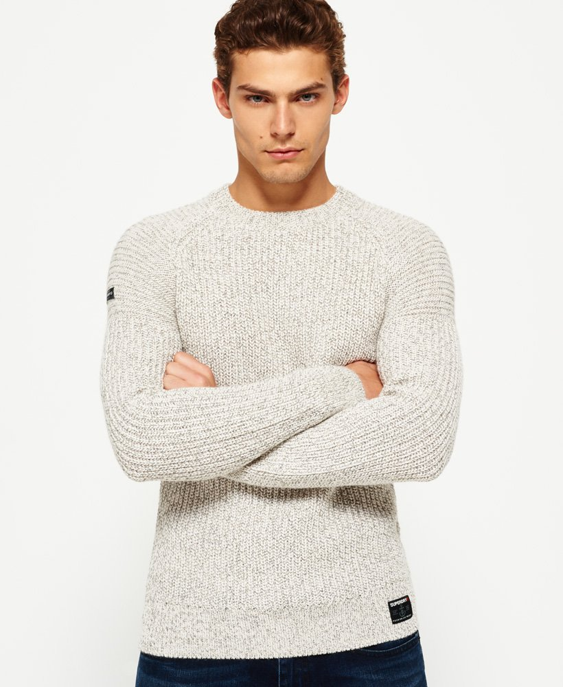 Superdry Coastline Crew Neck Jumper thumbnail 1