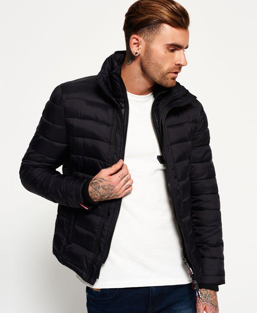 Superdry Fuji Triple Zip Through Jacket Men's Jackets