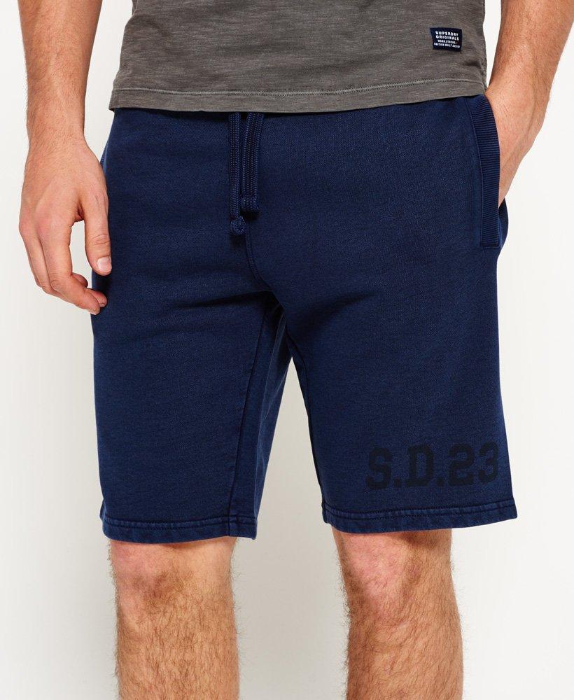 Superdry Pantalón corto lavado Heritage