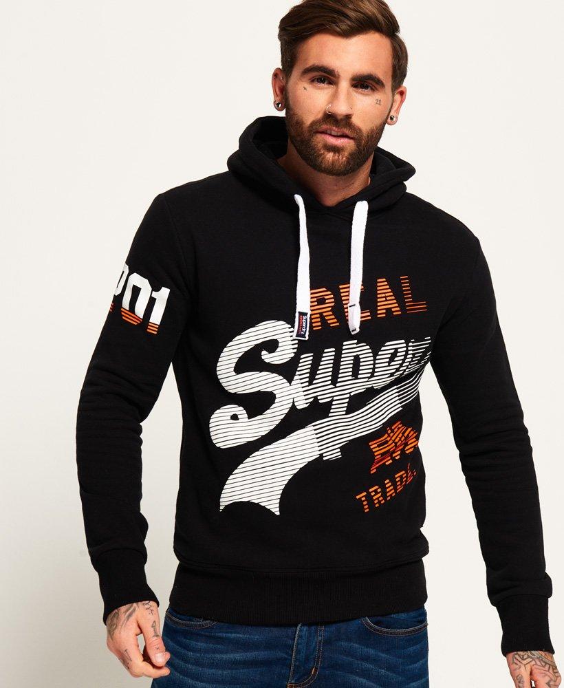 Capuche Superdry Sweats Logo Avec Sweat Pour À Vintage 7w1qfgxSw