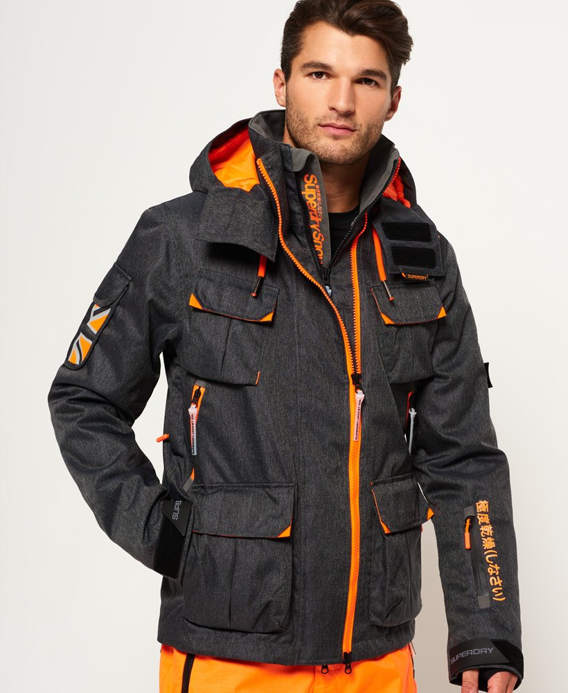 Superdry Ultimate Snow Service Jacket thumbnail 1