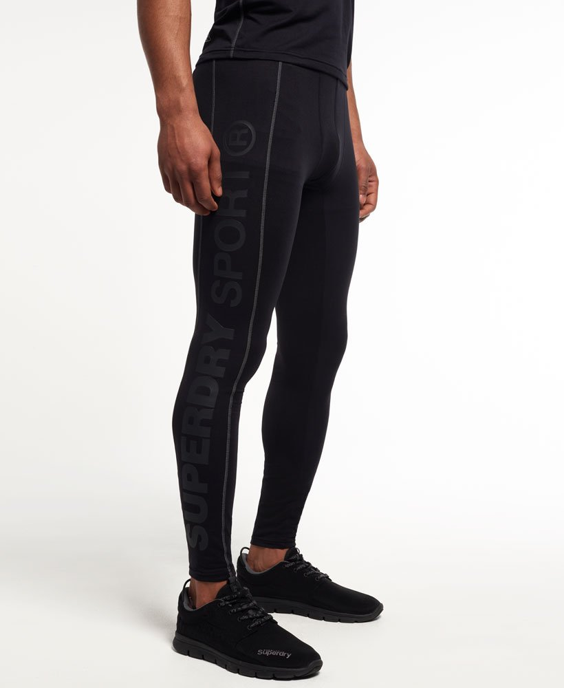 Superdry Gym Sport Runner tights
