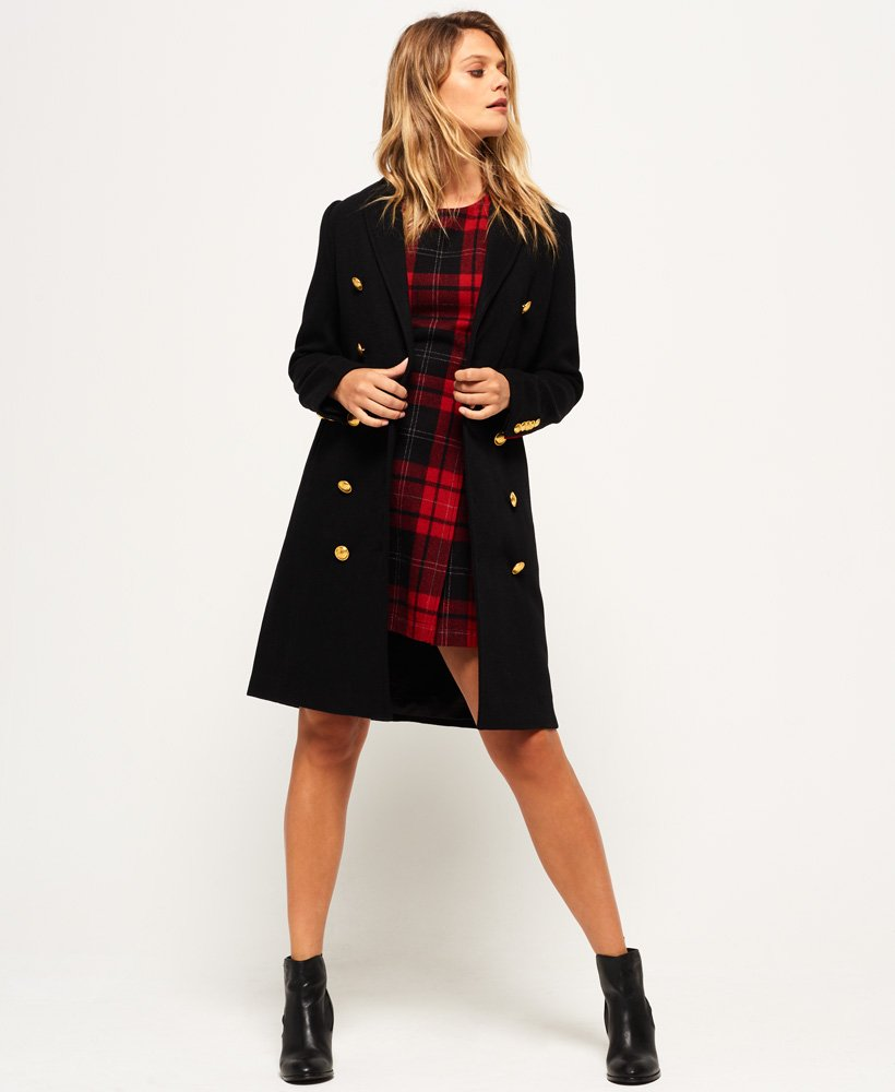 Superdry Manteau long style militaire Priya thumbnail 1