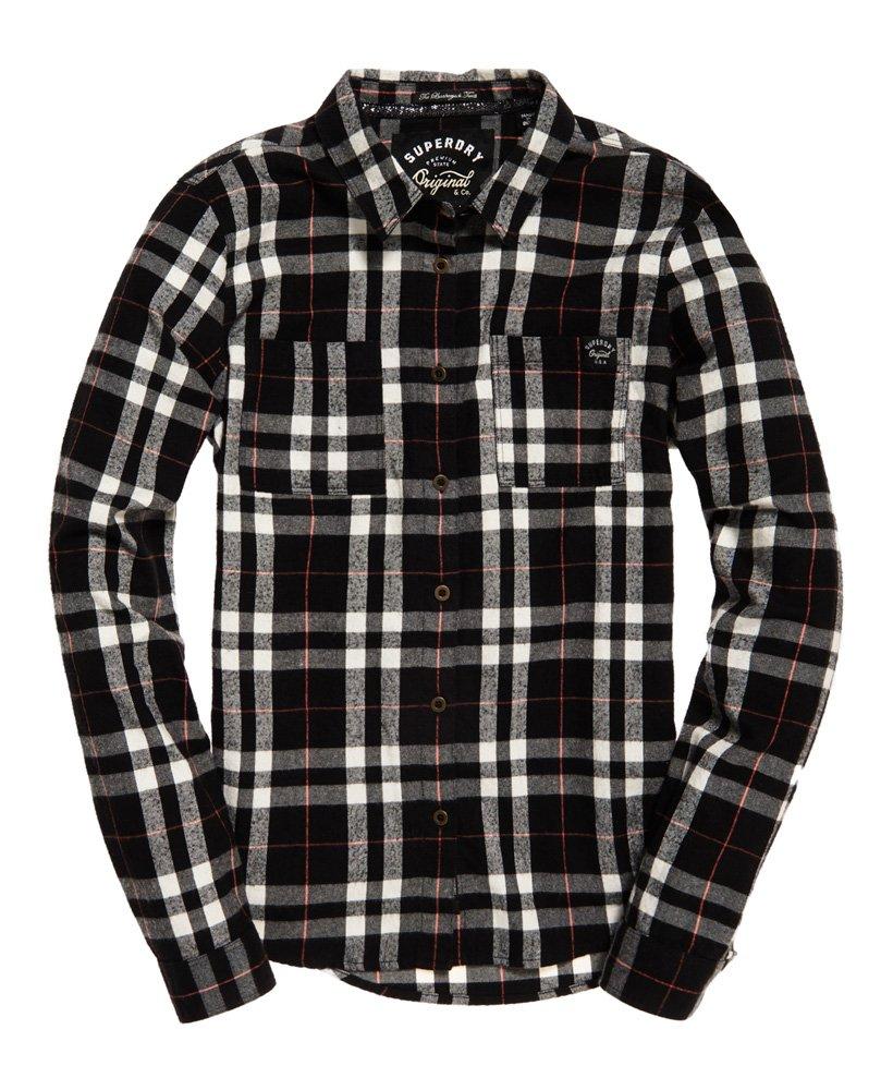 Superdry Lumberjack Hemd Damen Shirts