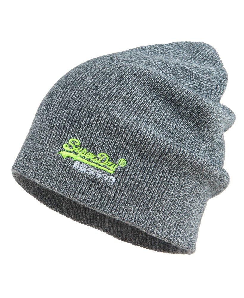 Superdry - Bonnet Basic Embroidery - Chapeaux