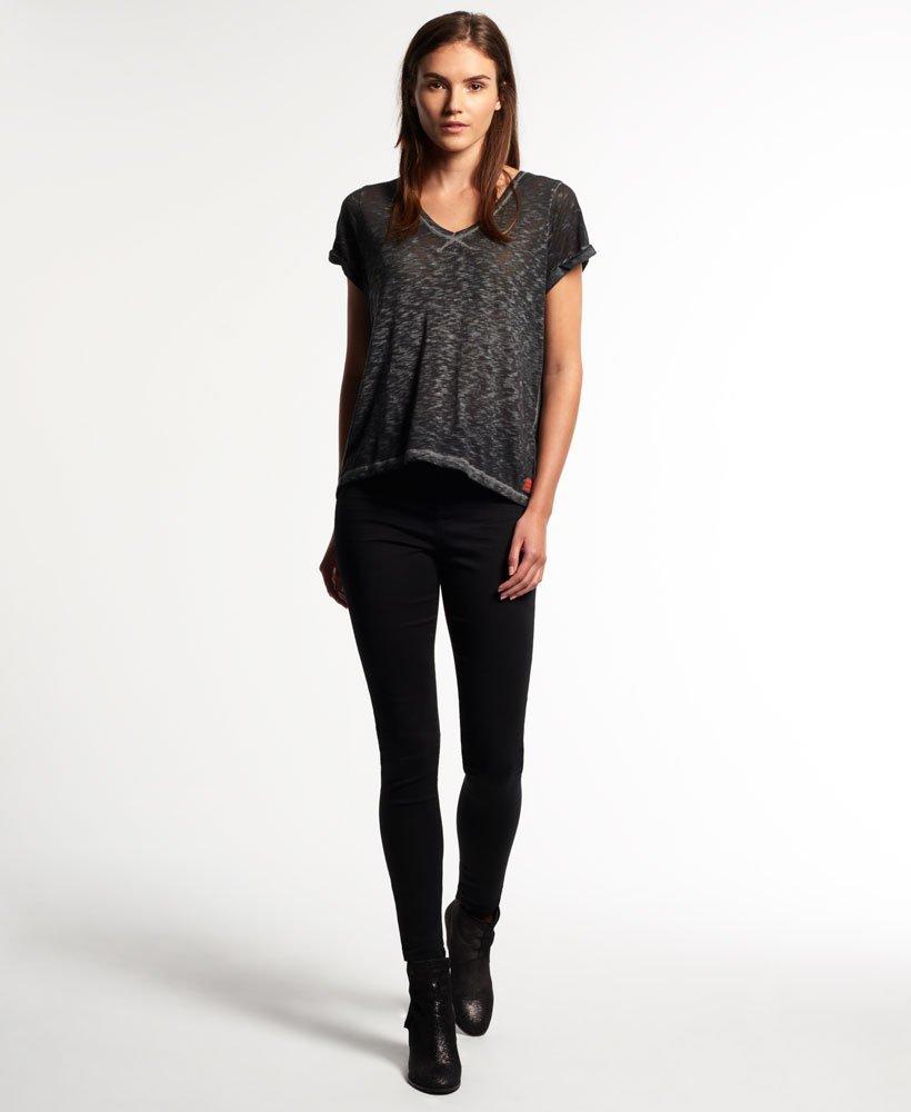 Superdry Sophia High Waist Super Skinny Jeans 0