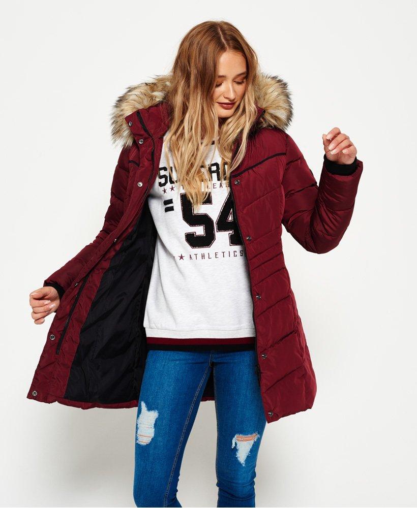 buy popular 88036 4455f Superdry Glacier Parka Jacket for Womens