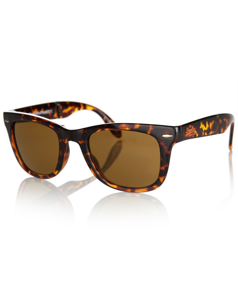 Superdry Rock & Roll Folding Sunglasses thumbnail 1