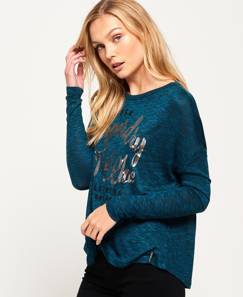 Superdry Slouch Midwest Top