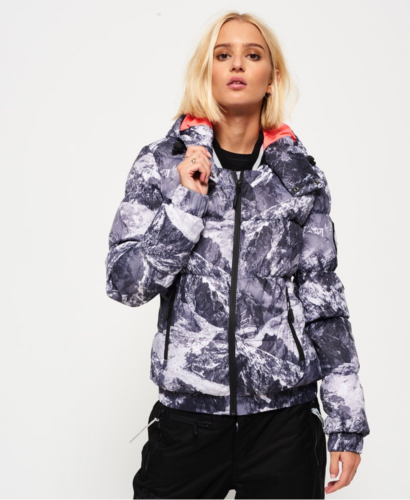 Superdry Blouson bomber Mountain thumbnail 1