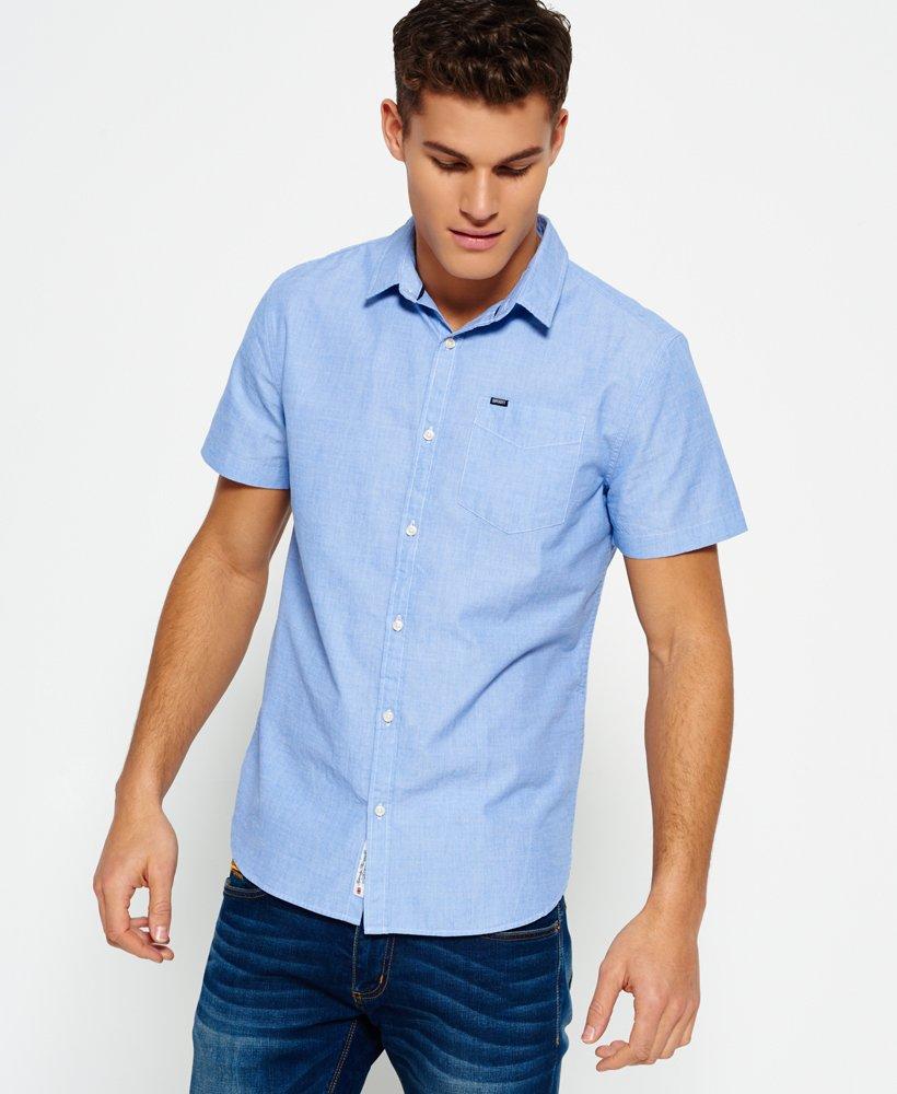 Superdry Modernes, klassisches Hemd