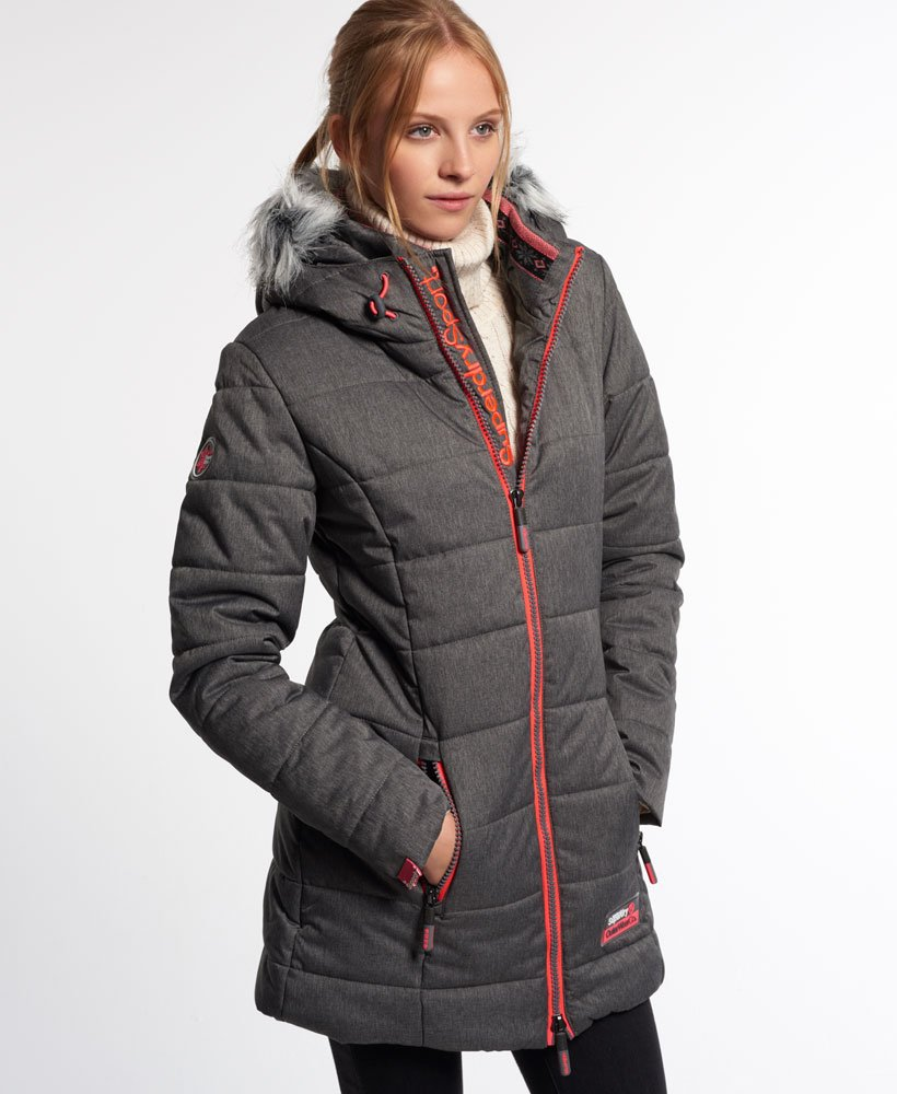 Superdry Doudoune Polar Sports Tall Vestes et manteaux