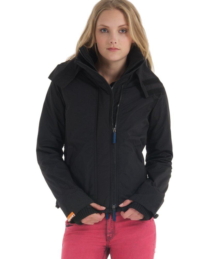 Superdry Polar Windcheater Jacke mit Kapuze Damen Jacken