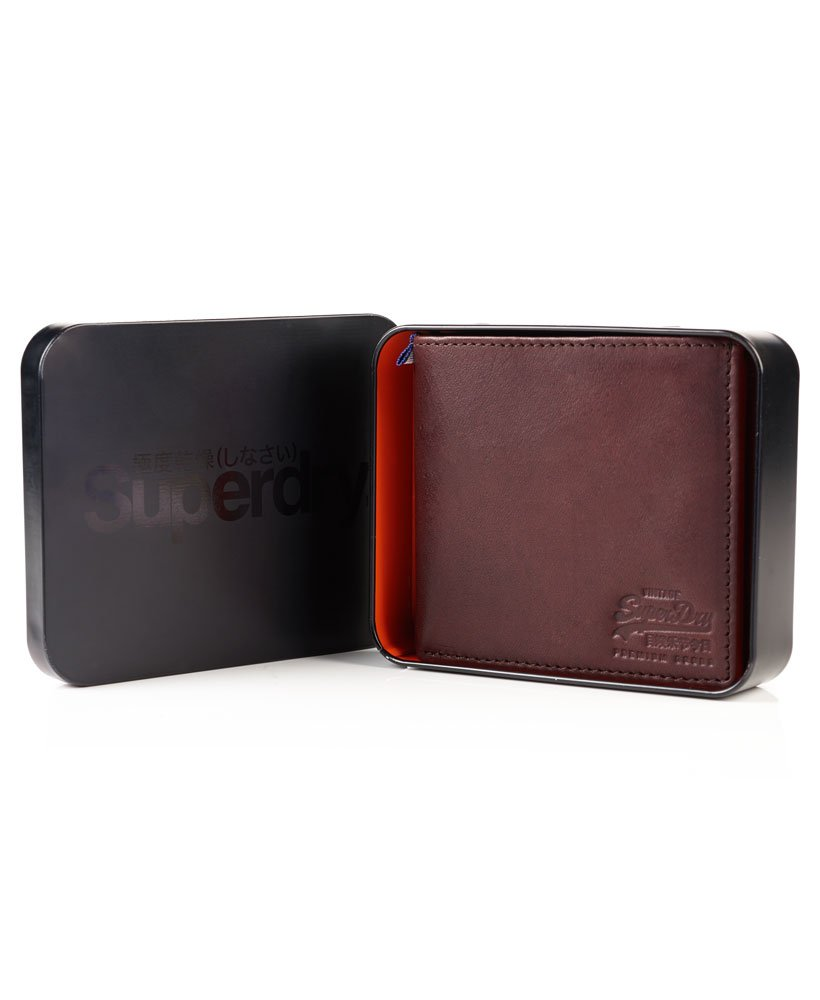 Superdry Wallet In A Tin