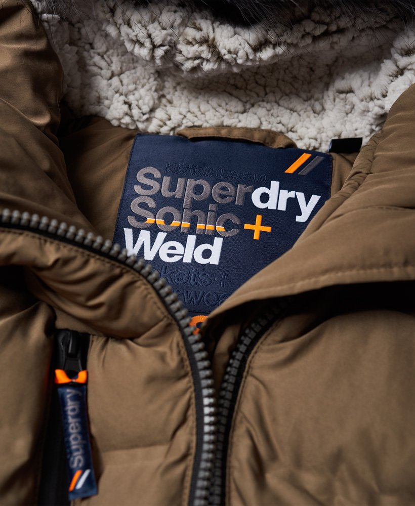 de7fe0722 Superdry SDX Extreme Puffer Jacket - Women's Jackets & Coats