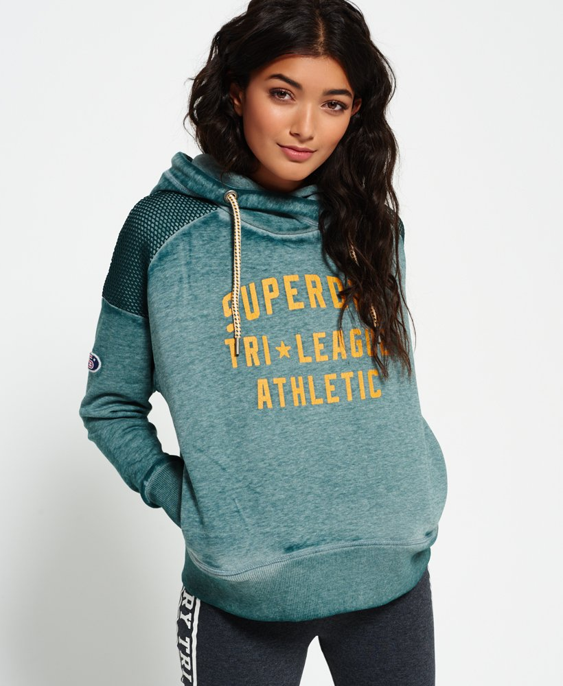 superdry tri league sweat