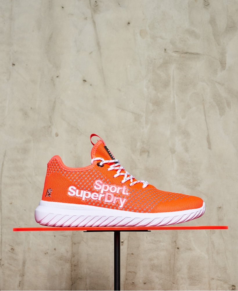 Superdry Super Freesprint Weave Trainers thumbnail 1