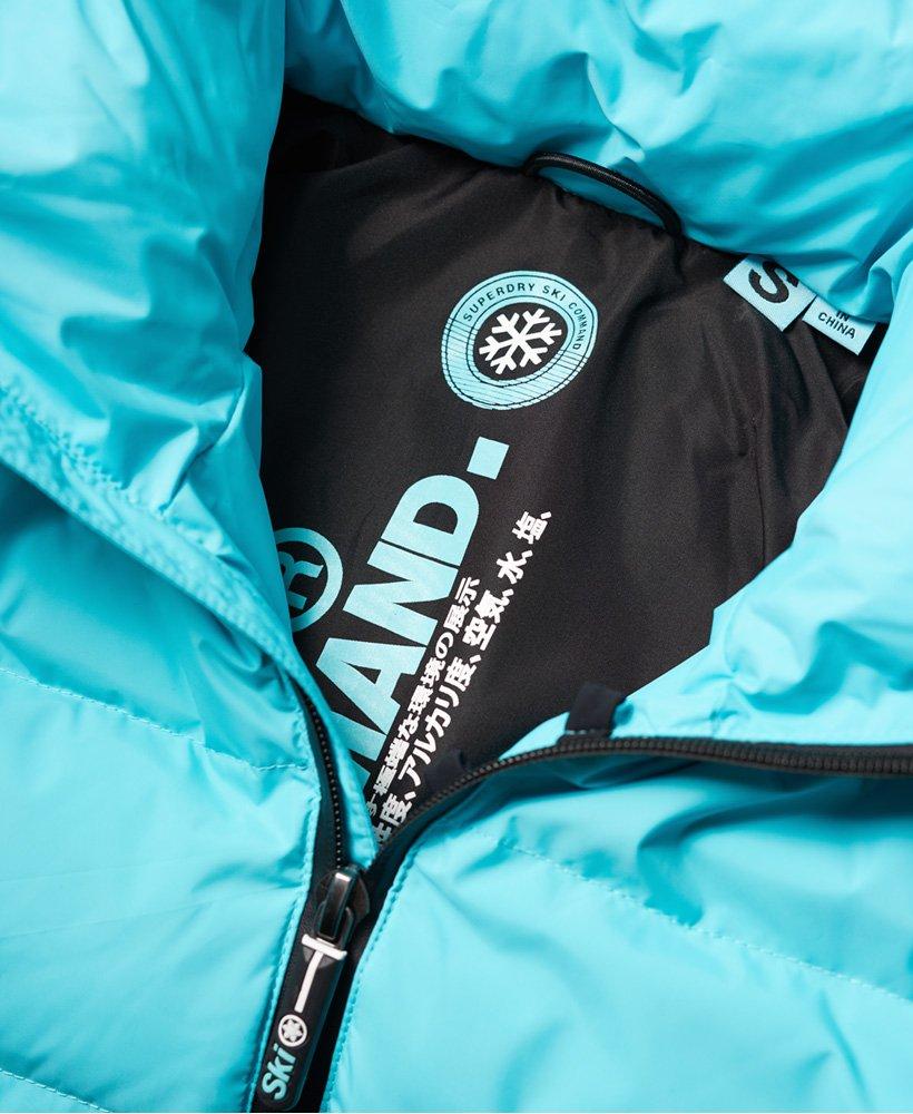 Superdry Ski Jackenamp; Utility Command Mäntel Daunenjacke Damen orCdexB