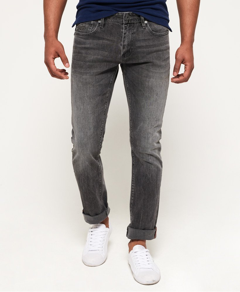 036a52143a7 Mens - Slim Jeans in Stone Grey