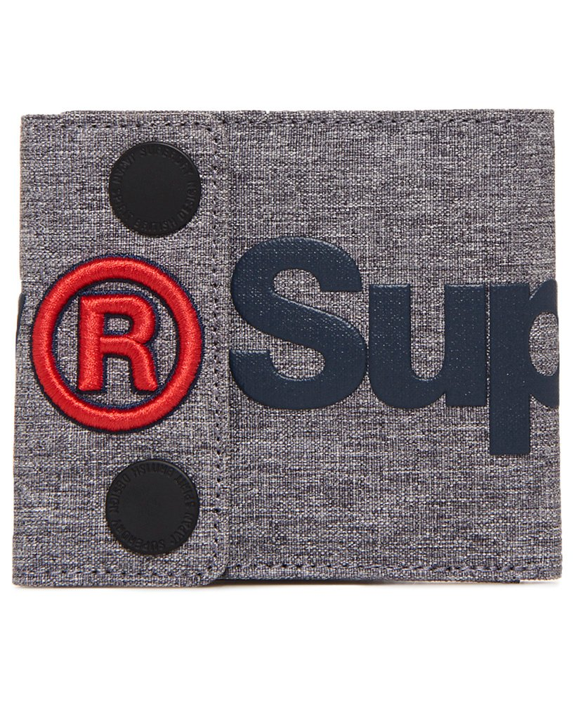 Superdry High Build Lineman Wallet