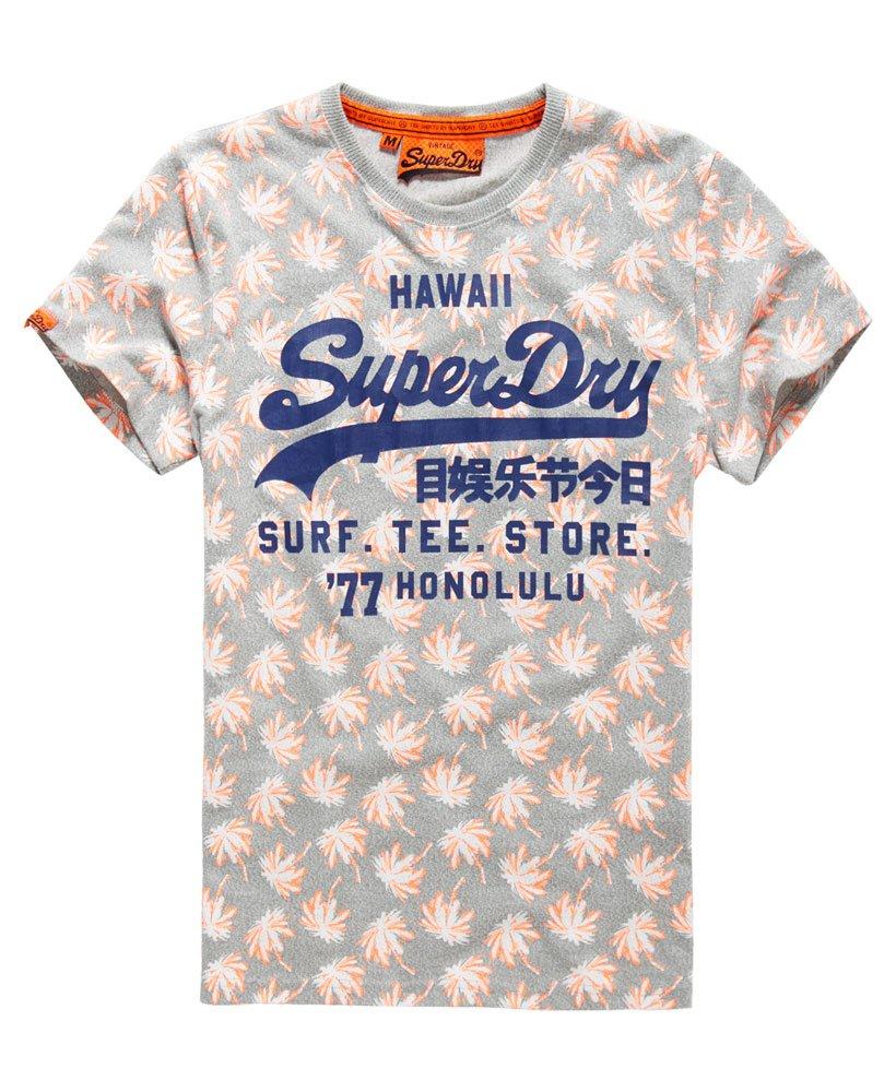 Superdry Shirt Shop Surf T shirt Herrer T shirts