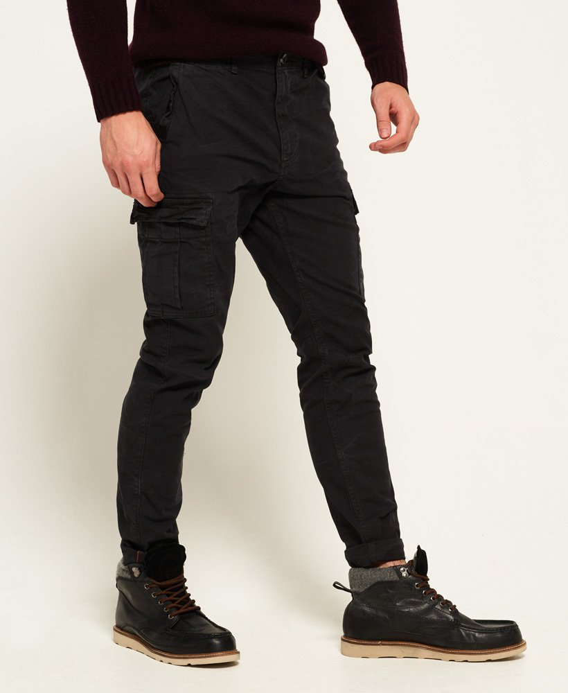 Superdry Surplus Goods Low Rider Cargo Pants thumbnail 1