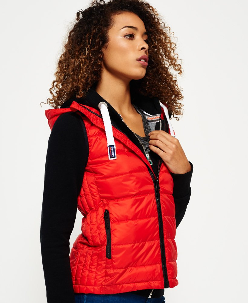 fb28dcb3ca175 Superdry Core Luxe Gilet - Women s Gilets
