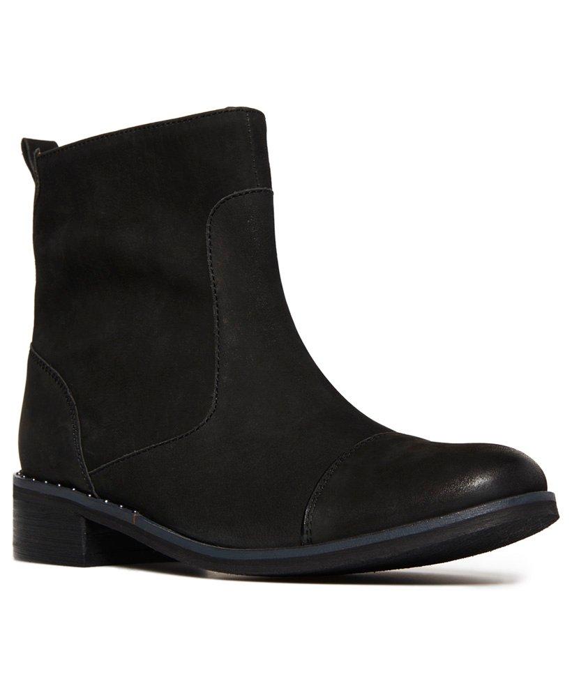 Superdry Madilynn Sleek Zip Boots thumbnail 1
