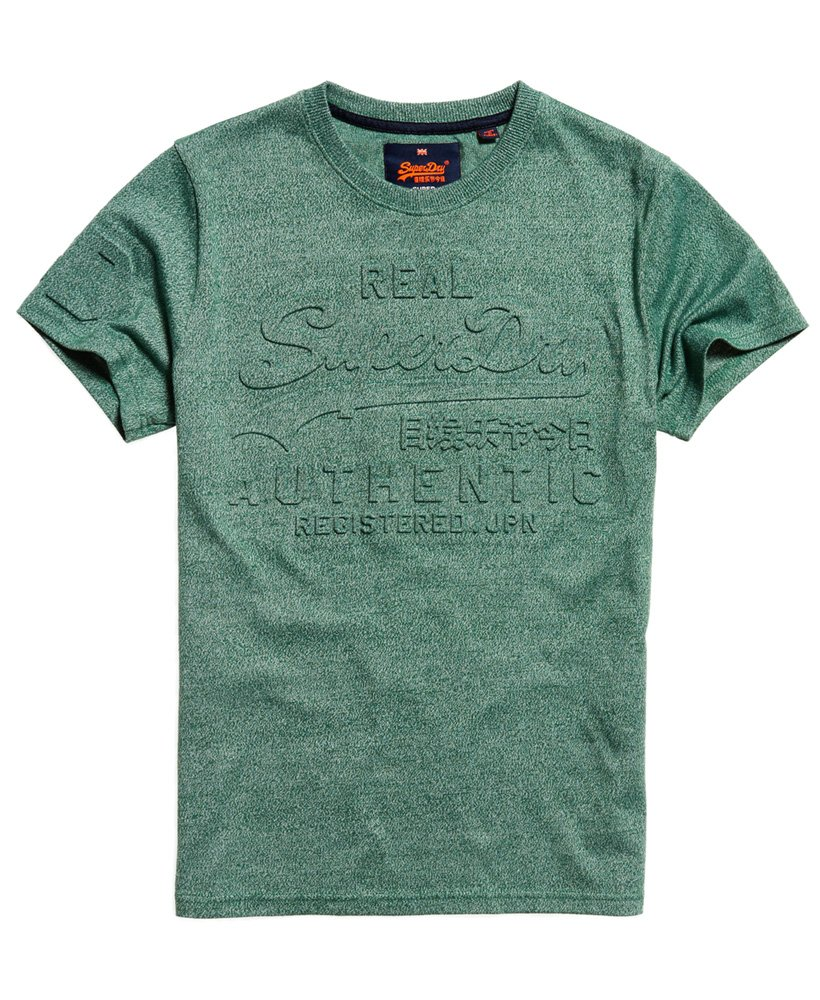 Superdry Vintage Authentic Embossed T-Shirt