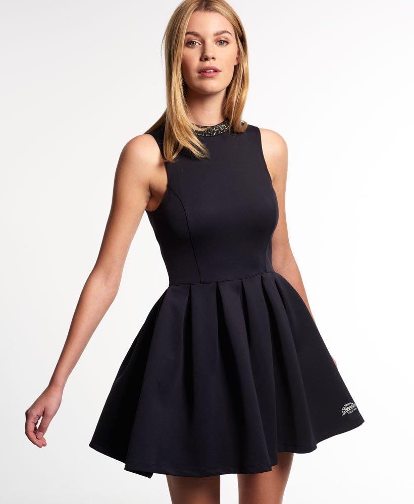superdry premium jewel kleid - damen kleider