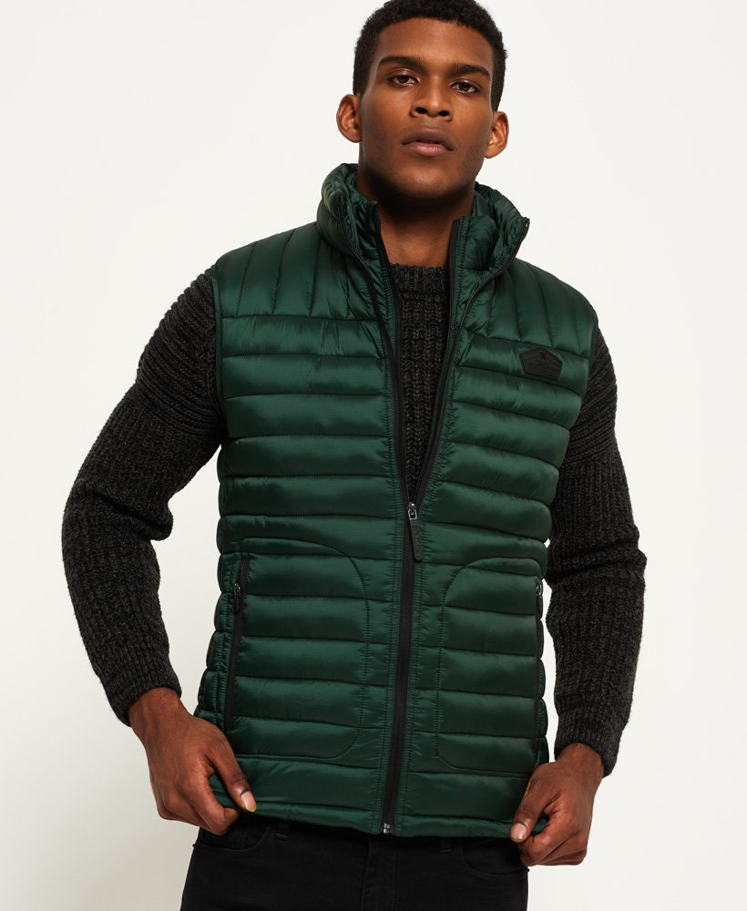 Superdry SD-X Fuji Zip Gilet  thumbnail 1