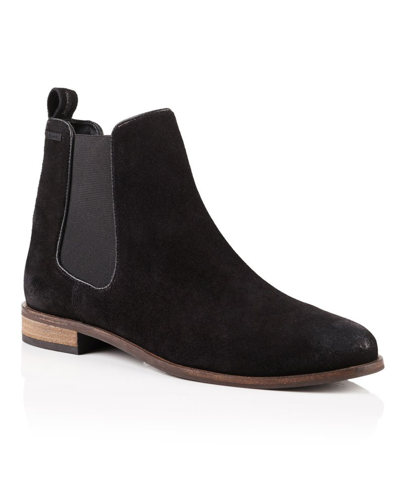 Womens - Millie Suede Chelsea Boots in