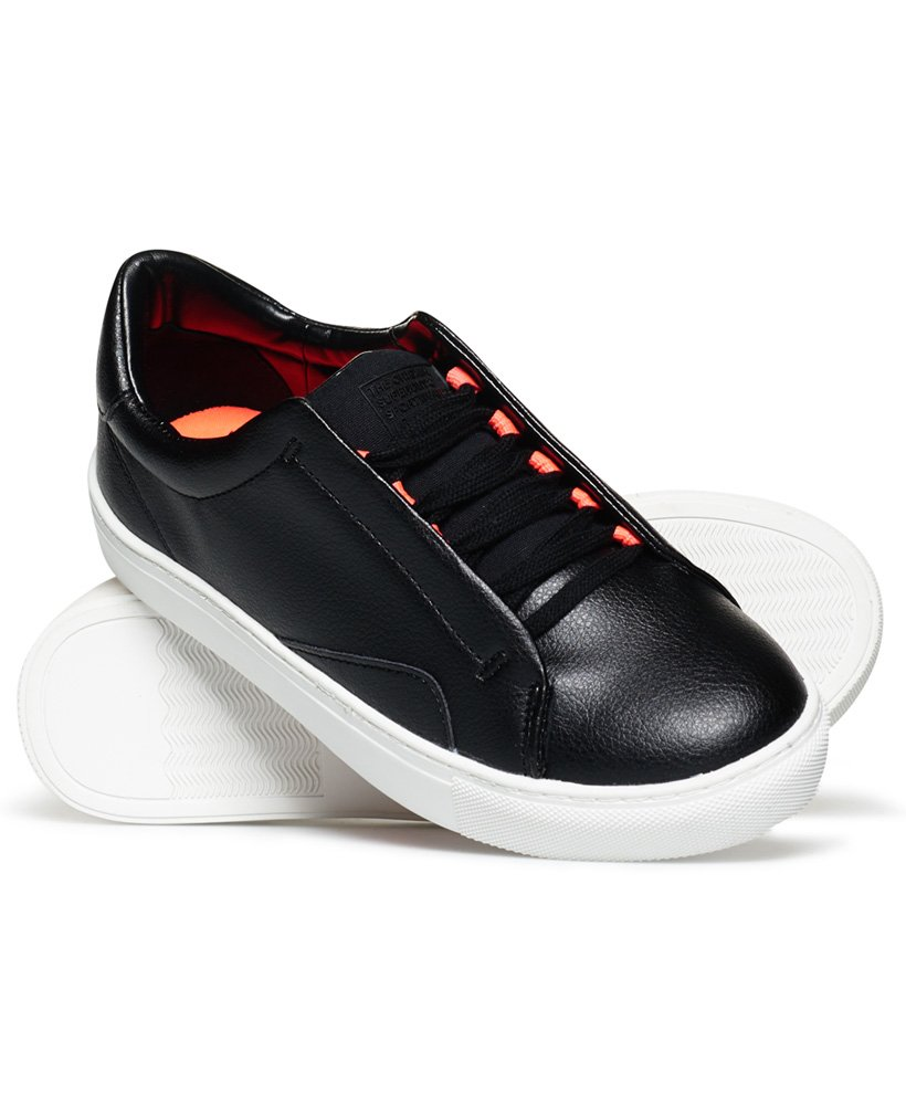 Superdry Brooklyn Lo Trainer thumbnail 1