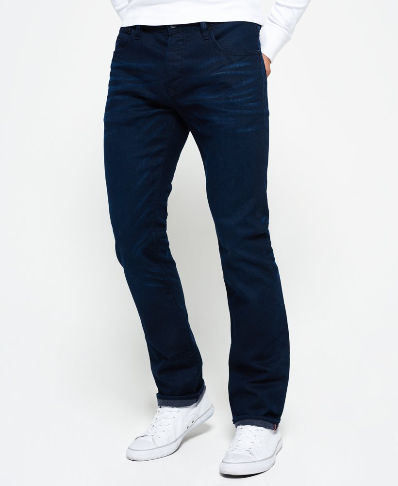 Superdry Jeans Officer coupe droite