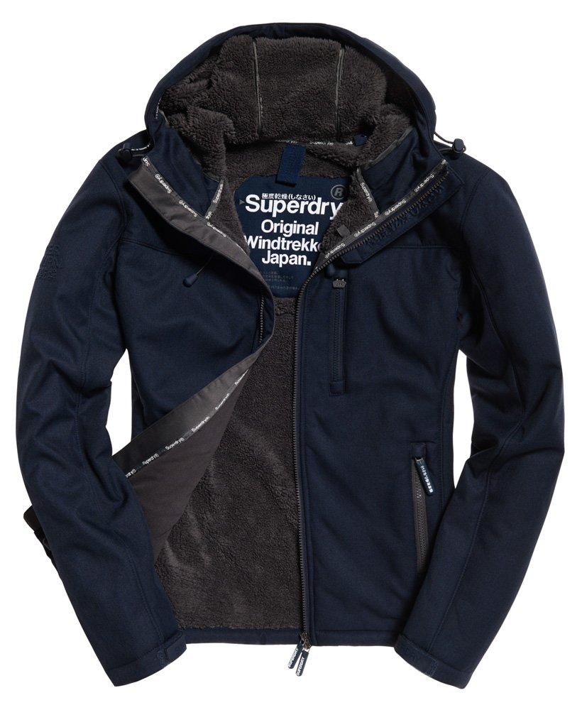 Winter Windtrekker Sherpa Sd Hooded mens windcheaters rhCxtsdQB