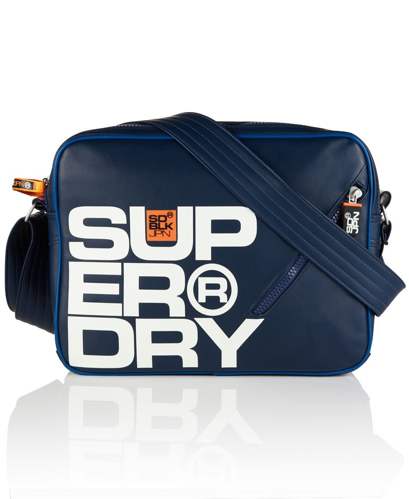 Uomo Borse Zip Dry Superdry Borsa a tracolla qxOSZAfw