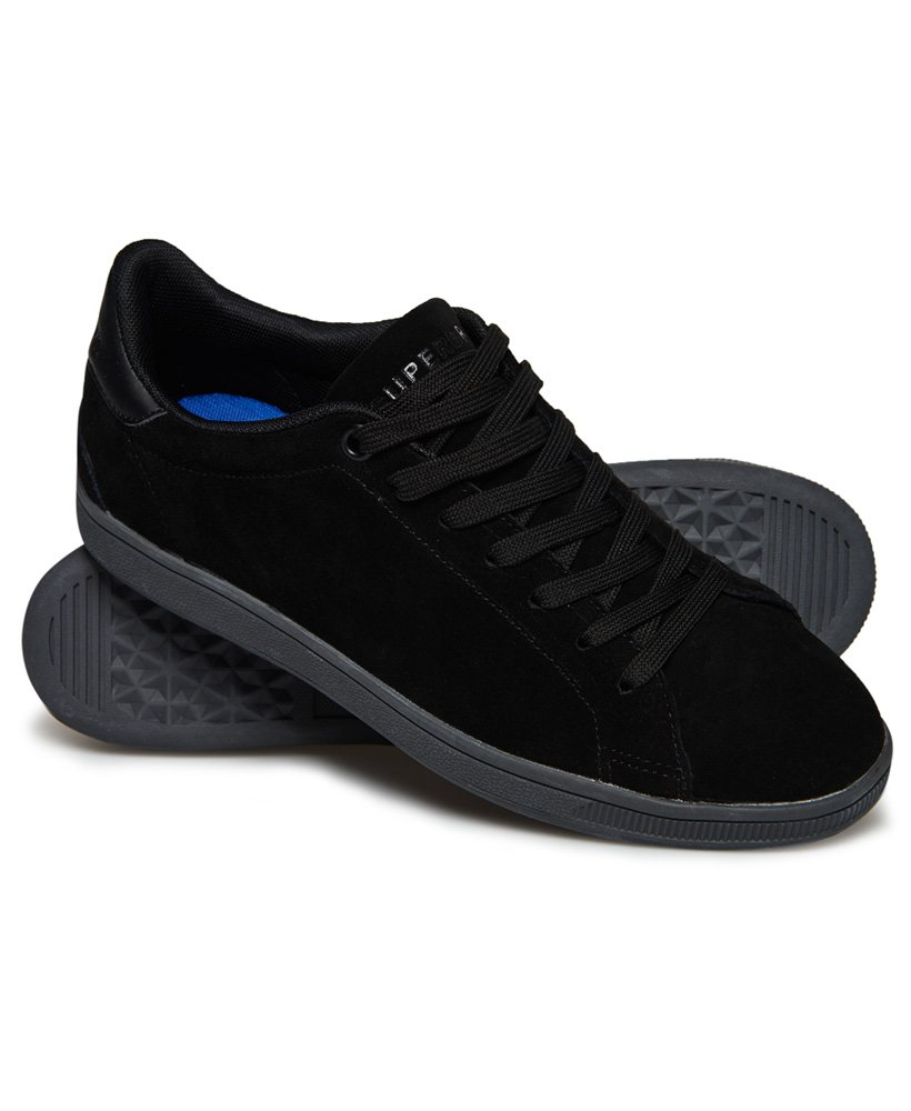 16714d995bc Sleek Tennis Low Premium Trainers