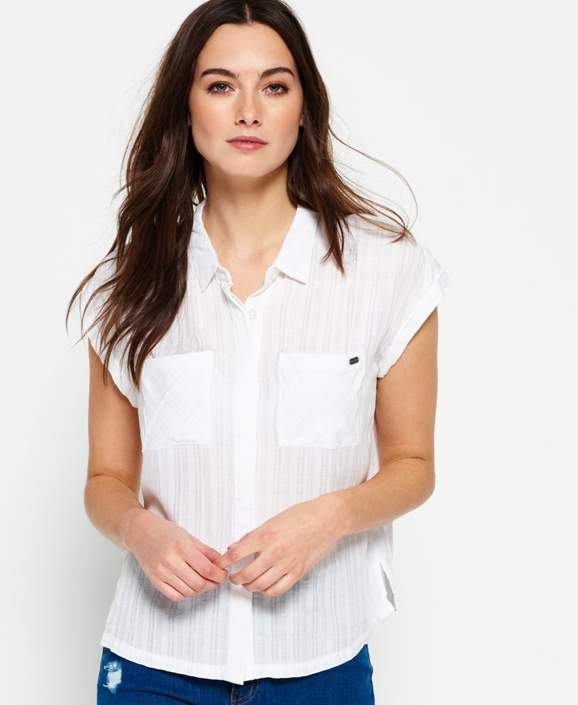 Superdry Boxy Lightweight Shirt