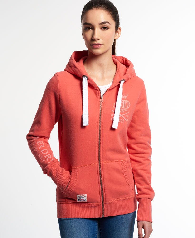Superdry M.A Field Hockey Zip Hoodie