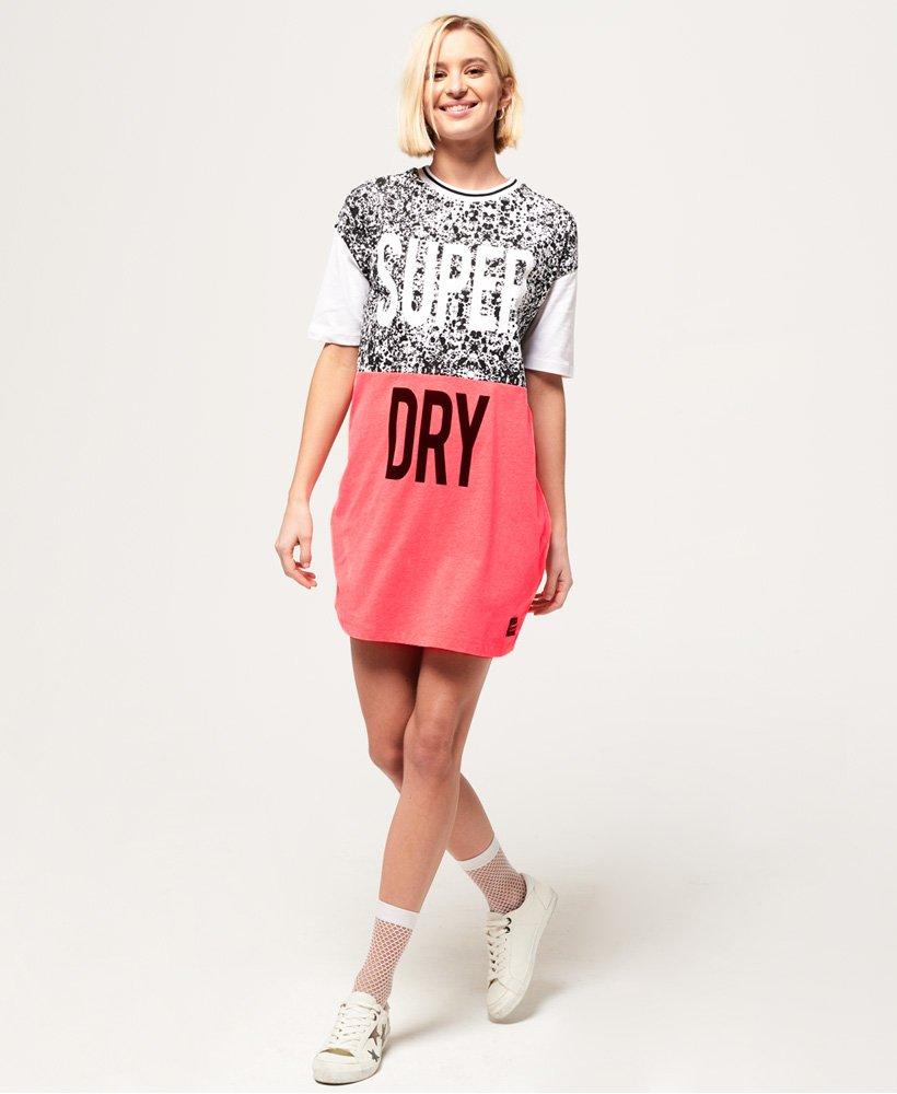 Superdry Boyfriend T Shirt Dress Womens Dresses